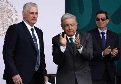 ¡ANDRES M. LÓPEZ OBRADOR ES EL NUEVO VOCERO DEL SOCIALISMO DEL SIGLO XXI!