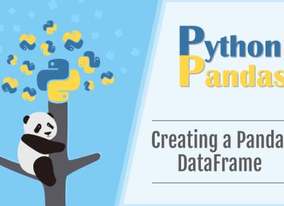 Pandas for beginners: Part -1 Creating Pandas data structures