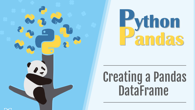 Pandas for beginners: Part -1 Creating Pandas data structures
