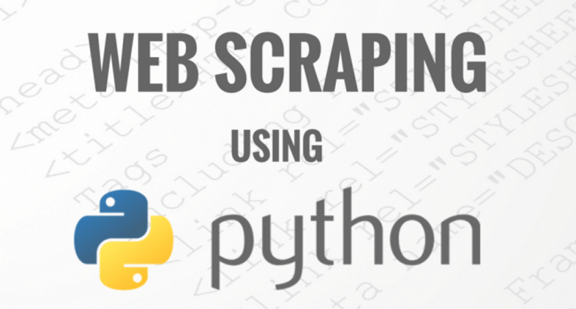 Web Scraping using Python for ML/AI Applications - aCubeIT