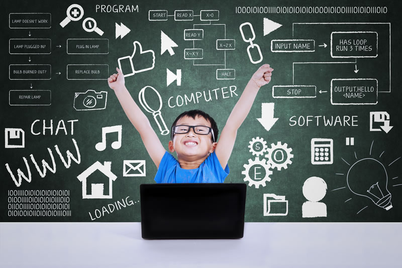 Herramientas para enseñar programación a los niños