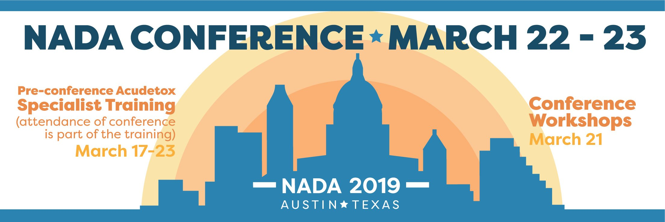 National NADA Conference in Austin, TX