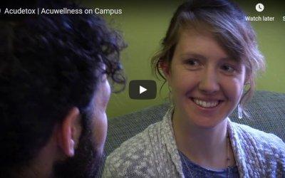 Acuwellness on Campus