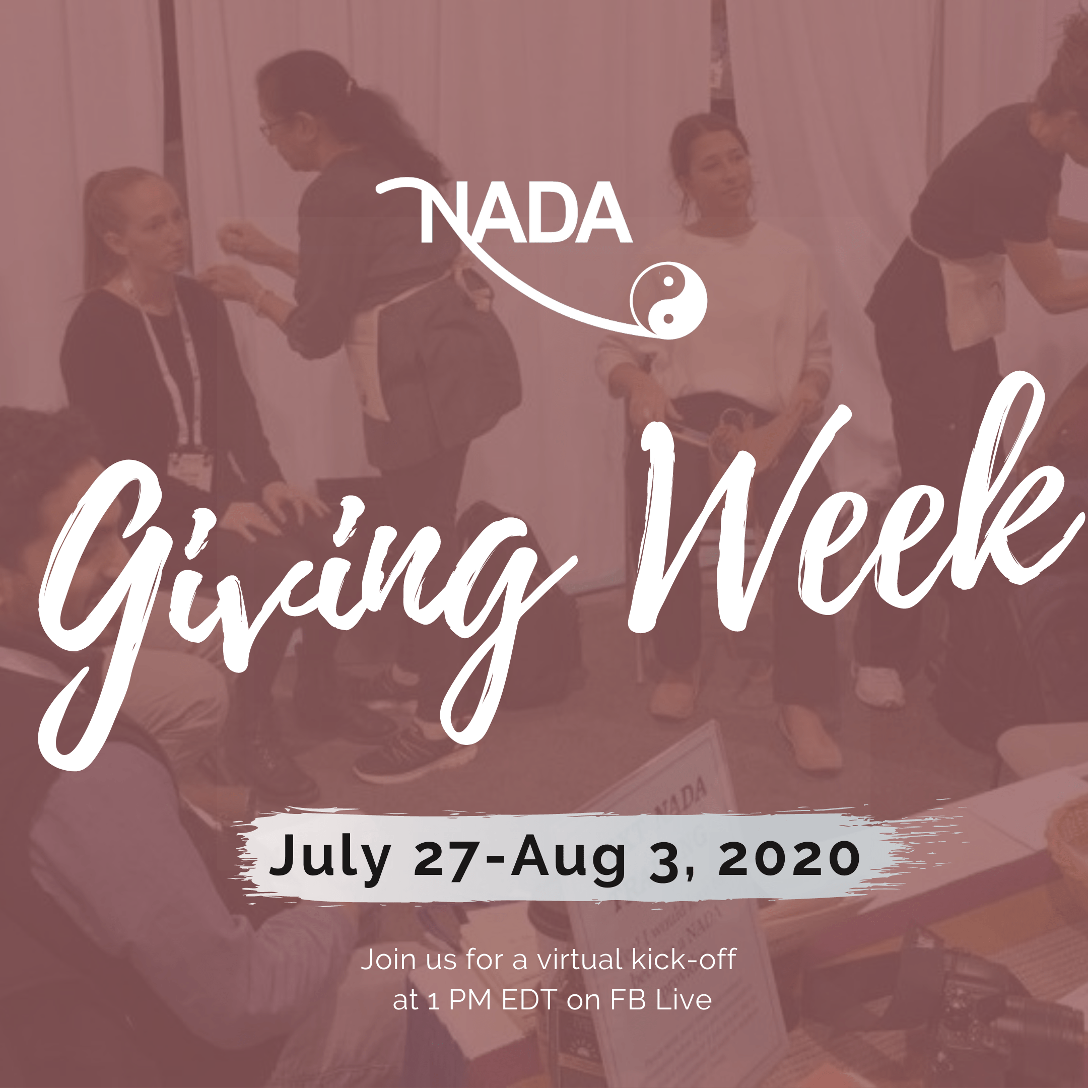 NADA Giving Day Kicks-off Week-long Membership Drive