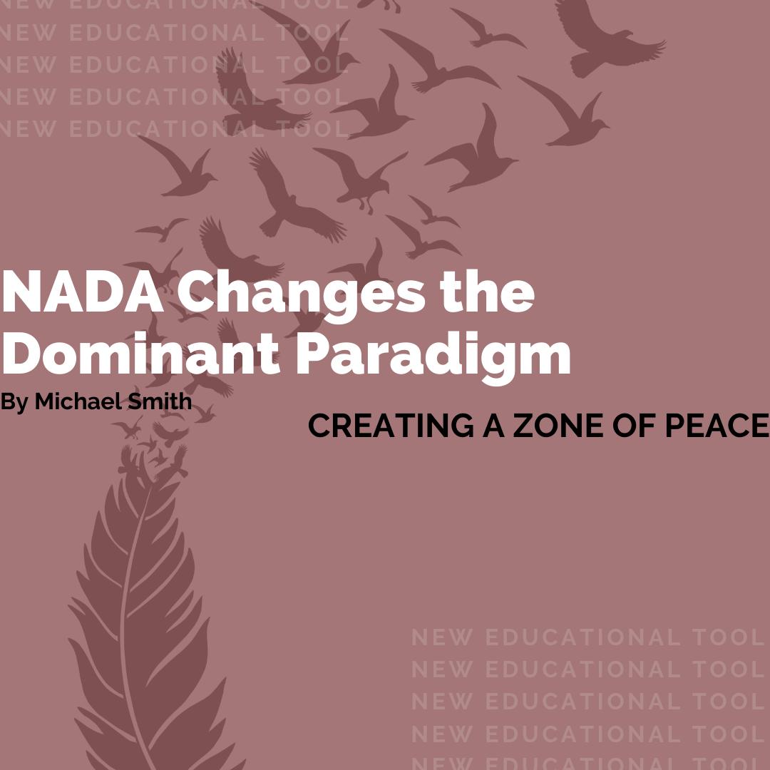 NADA Changes the Dominant Paradigm (Visual Adaptation)