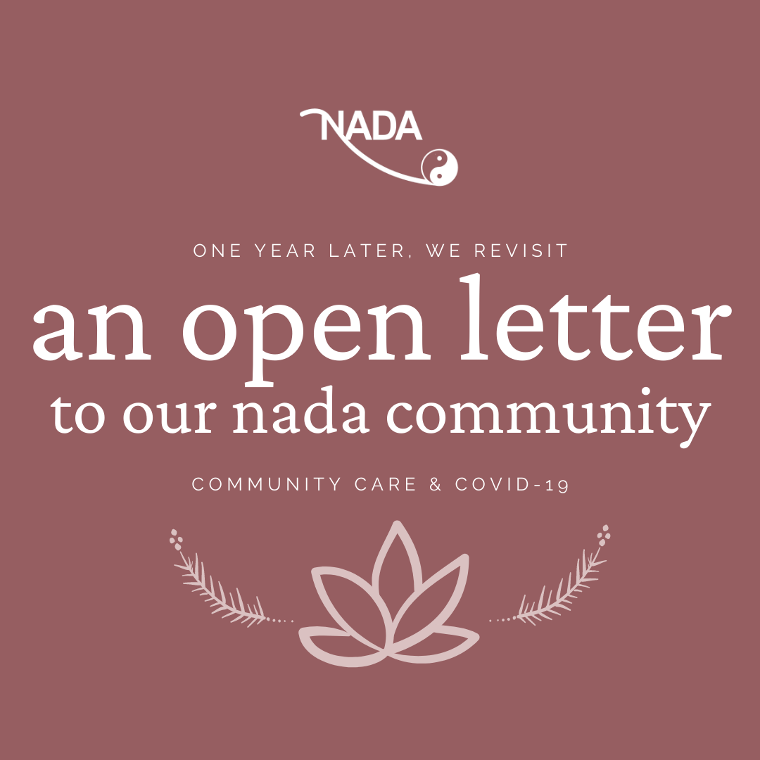 One Year Later: Revisiting Our COVID-19 Community Letter & 2020 Resources