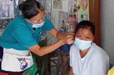 NADA Philippines Undertakes Health Mission to Bicol Disaster Area During the Pandemic