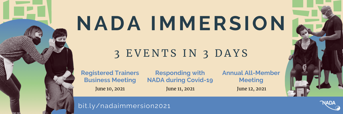 NADA Immersion 2021