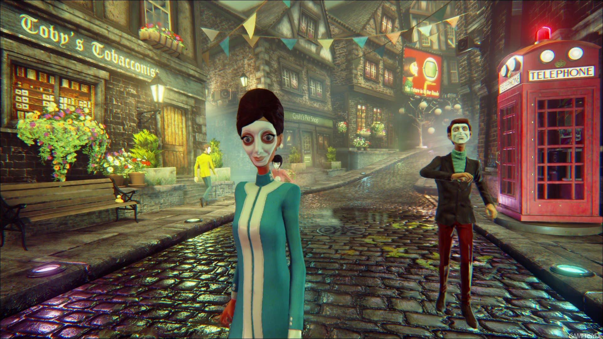 We Happy Few y los mejores videojuegos indie para este verano
