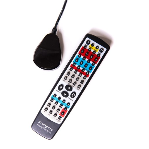 Acuity Pro Remote and Receiver