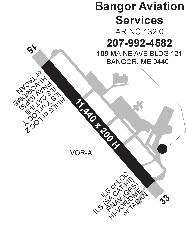 Bangor Aviation Services Fbo