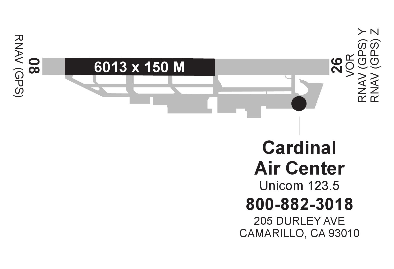 Cardinal Air Center