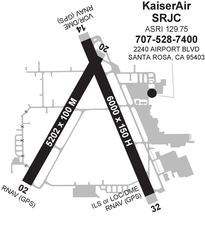Kaiserair Santa Rosa Jet Center