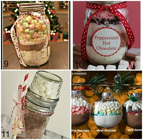Homemade Edible Gifts For Christmas