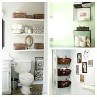 Small Bathroom Organization Ideas | online information