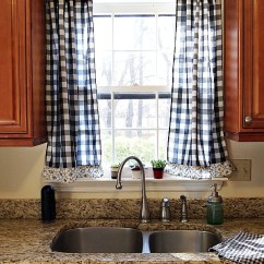 Kitchen Drapes Island With Chairs Frugal Decorating Rugal You Can Find Something At A Good Price And Put Little Work