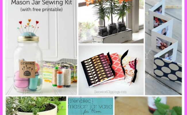 Awesome Diy Mother S Day Gifts