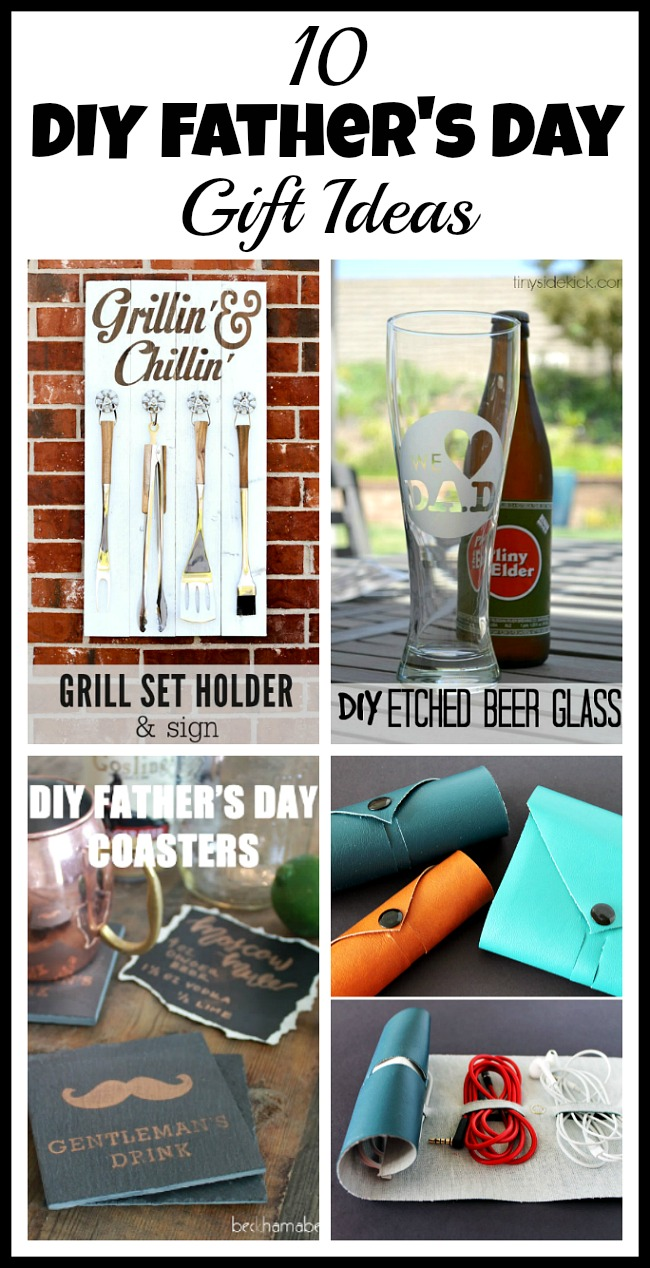 10 thoughtful diy father