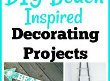 Diy Beach Decor Crafts | Decoratingspecial.com