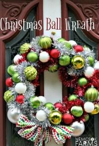 15 Easy DIY Outdoor Christmas Decorating Ideas
