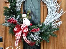 15 Easy DIY Outdoor Christmas Decorating Ideas- A ...