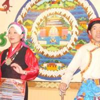 A Tibetan Tea House Experience