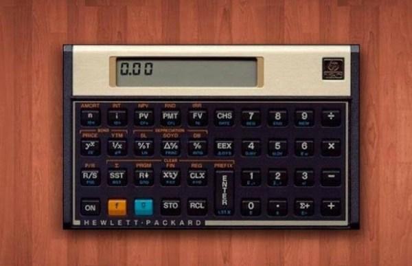 Como utilizar o básico da calculadora Hp 12c para investimentos (sem precisar comprar uma)