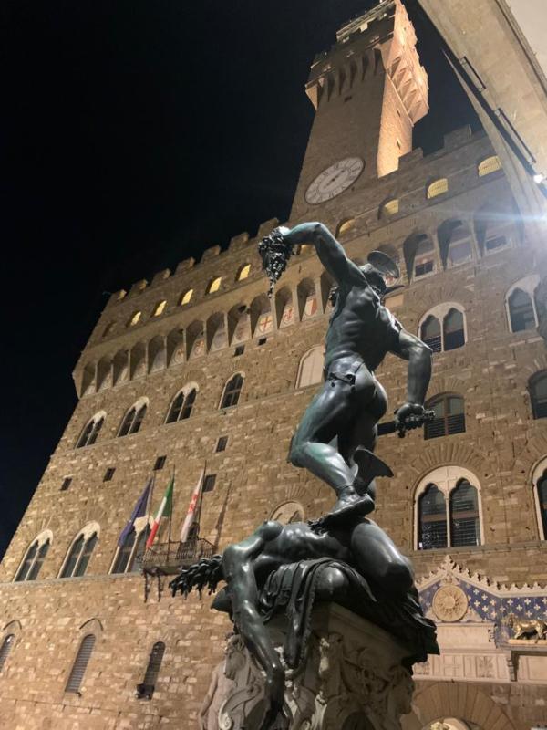 Viajando para a Itália…