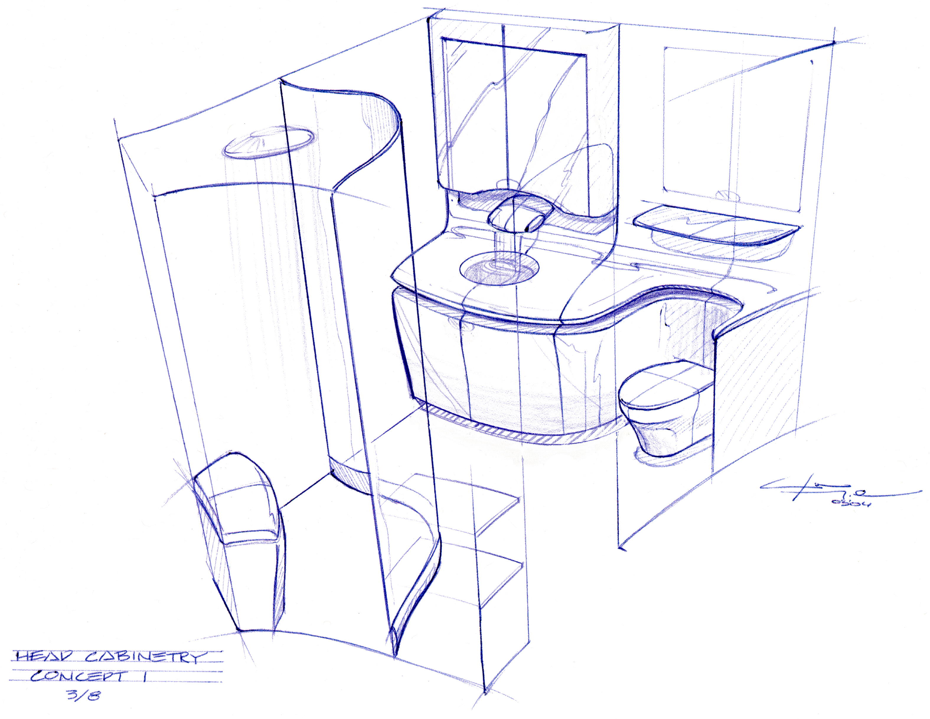 Yacht Interior Architectural Design  Applied Concepts