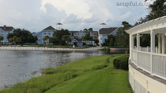 4 reasons to love Disney's Beach Club Resort from acupful.com