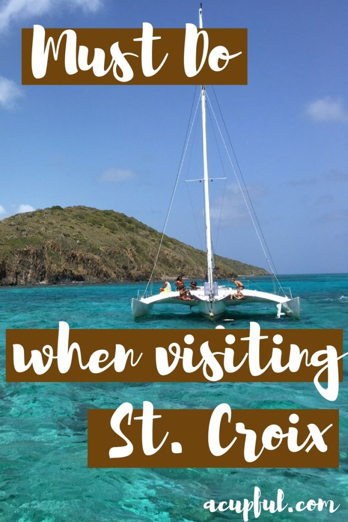 caribbean vacation must dos in st. croix - a cupful of carters - #familytravel