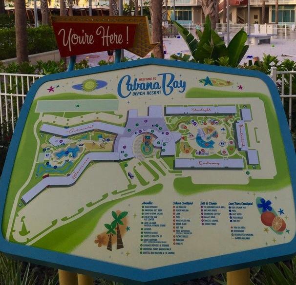 Cabana Bay Orlando