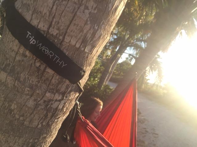 tripworthy hammock #travel