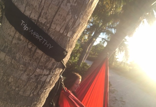 tripworthy hammock #travel