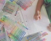 US Art Supply color gel pens
