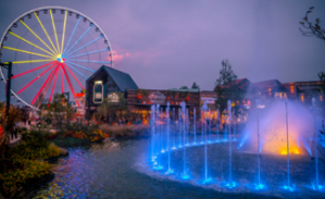 The Island Pigeon Forge | Family Travel
