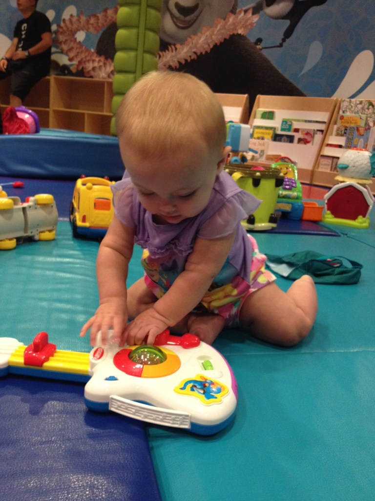 Cruising with babies on Royal Caribbean's Allure of the seas