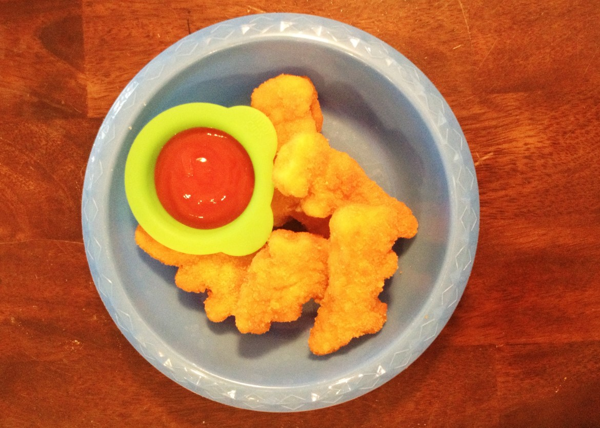For moms with kids who don't like their food touching