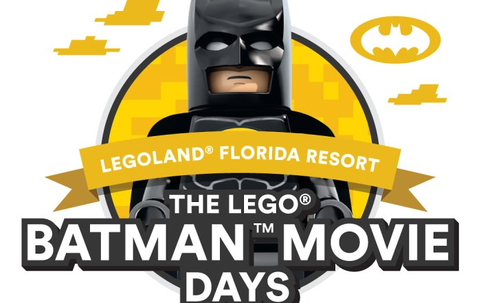 Legoland Batman Movie days