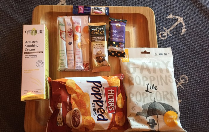 daily goodie box | subscription boxes