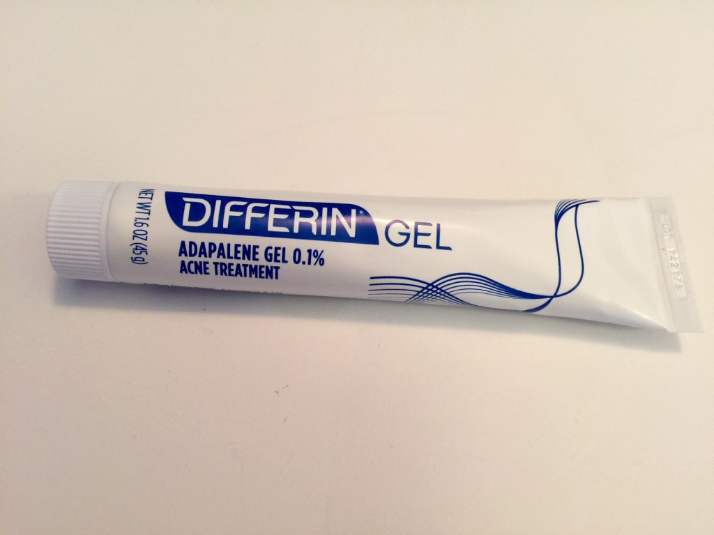 Ways to treat adult acne with Differin Gel