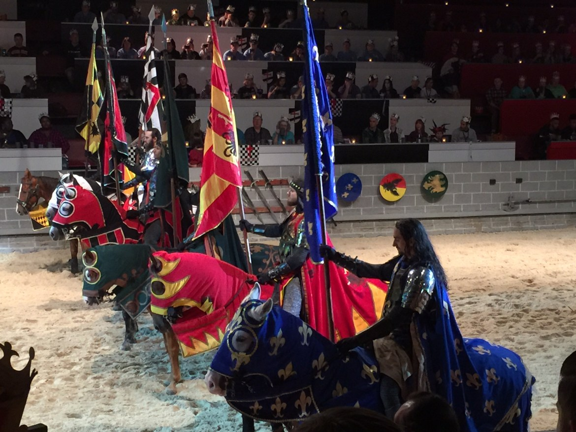 medieval times dinner show orlando florida | acupful.com | tips for medieval times | visit orlando | family travel florida | family attractions in orlando | mandy carter | Medieval Times menu | #MTfan | things to do in Orlando with kids