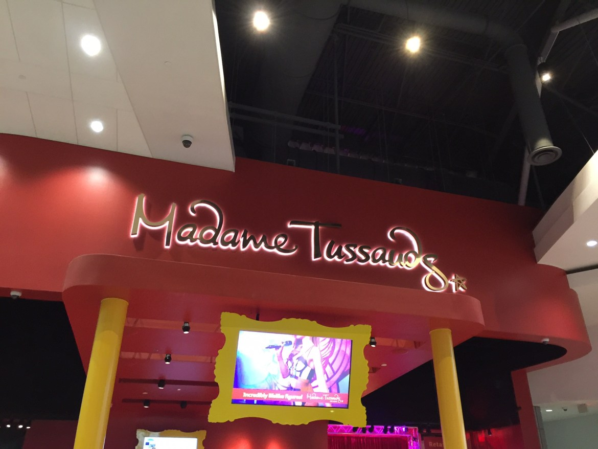 Things to do in Orlando with kids | Idrive 360 with kids | things to do on I-Drive | #MadameTOrlando | Madame Tussauds | family travel | acupful.com | Mandy Carter | travel with kids