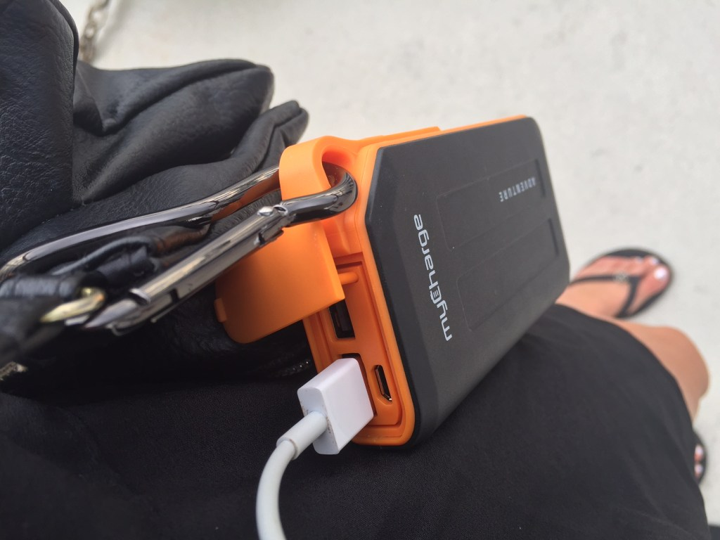 best portable charger | conference must haves | gifts for the travel addict