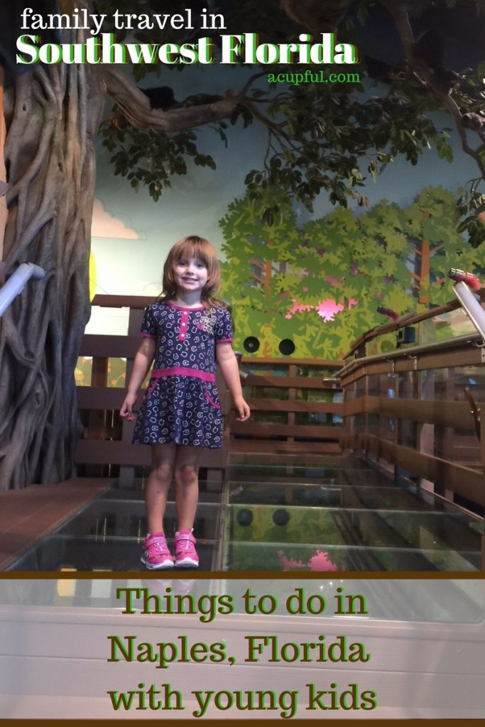 CMON | Childrens Museum of Naples | Southwest Florida things to do with kids | Naples Florida family travel | Mandy Carter travel blogger | Acupful.com | Florida family travel | Children's Museums in Florida | Things to do in Naples Florida