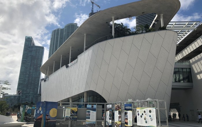 Frost Science Museum | Miami Florida with kids | Miami Museums | THings to do with kids in Miami | #LoveFL | acupful.com | Mandy Carter family travel blogger | florida travel blog | Florida travel tips | Family vacation in Miami | #FrostScienceMuseum