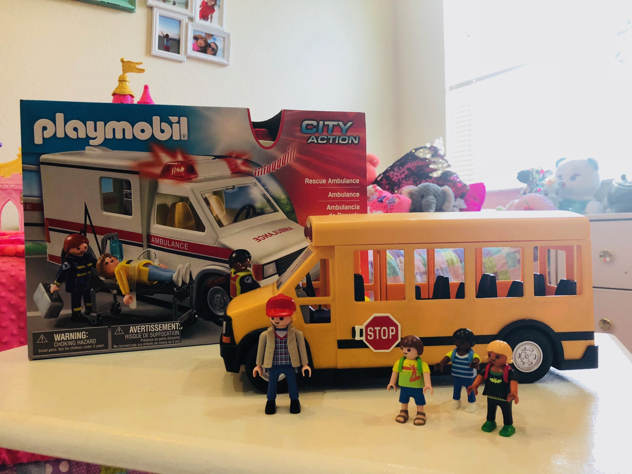 #PlayWithPlaymobil Imaginative play is part of learning | Mandy Carter