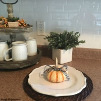 Smart Tiles Kitchen Backsplash - A Cup Full of Sass