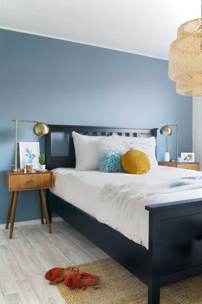 De slaapkamer makeover before  after  A Cup of Life