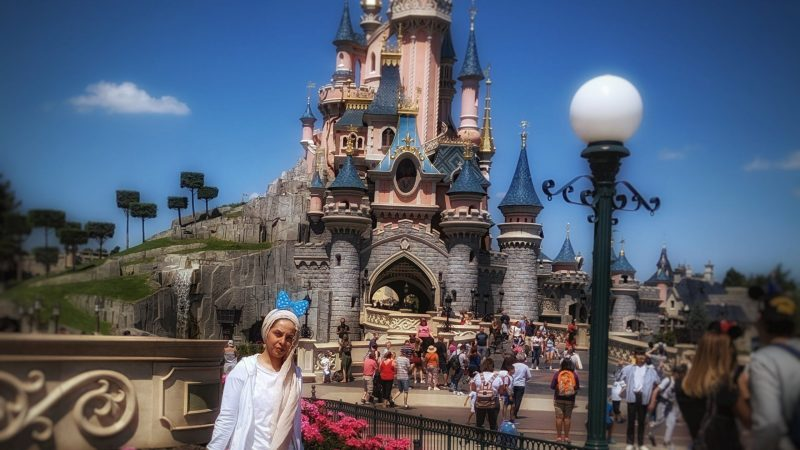 Oui Paris (part 2) & Disneyland